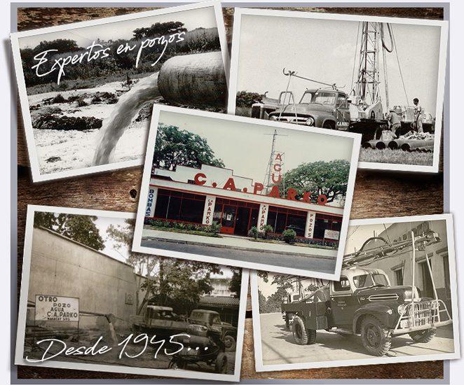 Fotos Históricas de PARKO